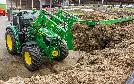 John Deere 6r Engine : John deere new stage iv engines for r and m series
