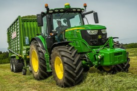 John Deere: New Stage IV engines for 6R and 6M Series tractors