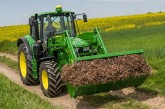 John Deere: New generation R Series front loaders