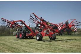 Kuhn Farm Machinery: New rotor rake maximises grassland working efficiency