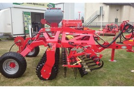Opico: New grassland rejuvenation equipment launched