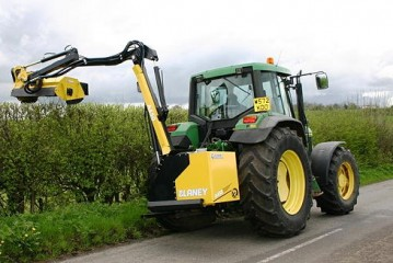 Blaney Agri: New hedgecutter range launched