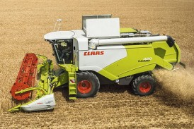 Claas: Wider availability of new Vario and Cerio cutterbars