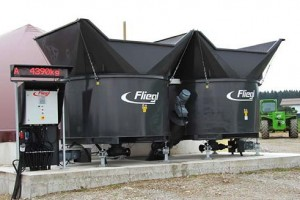 Fliegl: Rondomat Vario feed-in system makes blockages a thing of the past