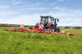 Massey Ferguson: TD Series Tedders offer gentle efficient spreading