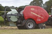 Vicon: FastBale's non-stop round baling and wrapping process continues to evolve