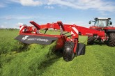 Massey Ferguson: DM Series mowers cut and condition crops with care