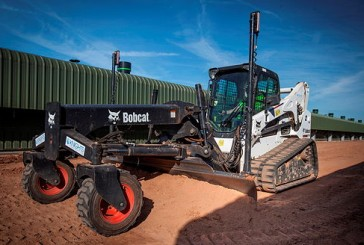 Bobcat: Praise for new Bobcat Laser Grader