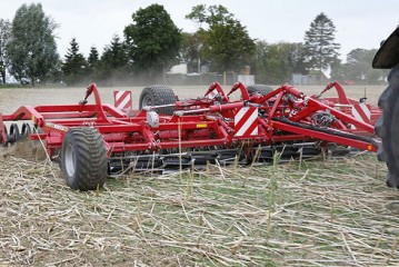 Horsch: New optional knife roller for Joker RT