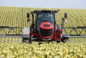Horsch: The Leeb PT330 sprayer offers high speed for high crops