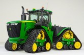 John Deere: New four-track 9RX Series tractors unveiled