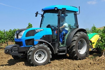 Landini: New-look Rex to debut at National Fruit Show