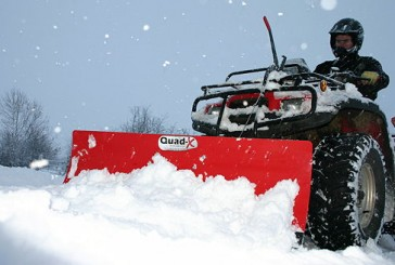 Quad-X: Gear up for ice and snow