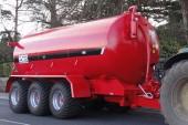 Hi-Spec: New high-capacity transport tanker