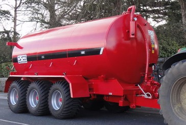 Hi-Spec: New high-capacity transport tanker