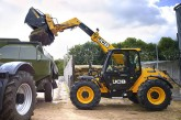 JCB: : New and improved features make compact Loadall handlers even more attractive