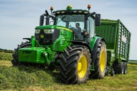 John Deere: New Stage IV engines for 6R and 6M tractors