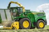 John Deere: New models added to self-propelled forager range