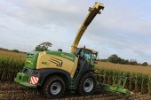 Krone: Latest Big X foragers set for Lamm Show launch