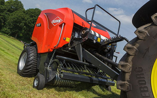 Kuhn: MK II FB round balers launched