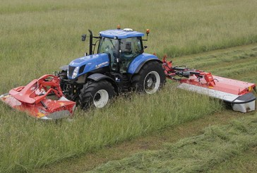 Kuhn: Lamma launch for new front-mounted disc mower