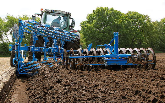Lemken: Mounted plough range extended with new  Juwel models