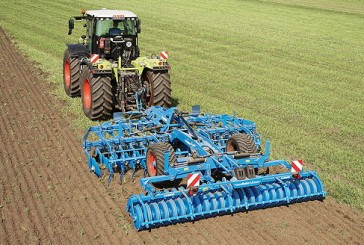 Lemken: Rubin 12 expands compact disc harrow range