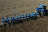 Lemken: New Titan plough allows ultimate acreage performance