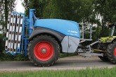 Lemken: Vega trailed field sprayer available in 2016