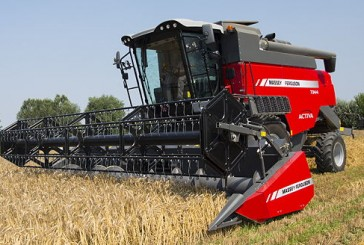 Massey Ferguson: New refined four- and six-cylinder Combines for 2016