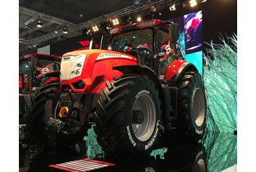 McCormick: Agritechnica debut for McCormick X8 Series