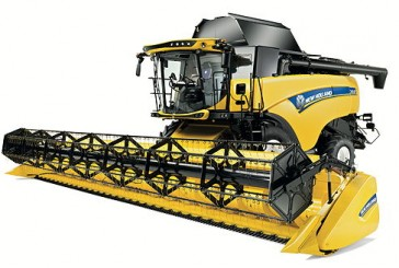New Holland: New CX Series takes conventional combining to the next level
