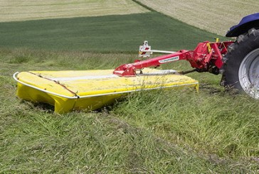 Pöttinger: Compact, lightweight mower is ideal for narrow gates