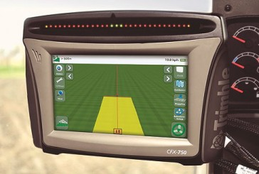 Trimble Agriculture: New displays add increased precision farming flexibility