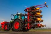 Väderstad: Latest Tempo and Rapid drills at Lamma 2016