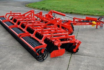Weaving Machinery: New 8m trailed cultivator