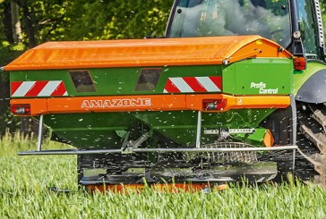 Amazone: New 2,600-litre boosts ZA-V offering