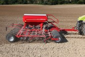 Horsch: Latest Sprinter is easier to handle