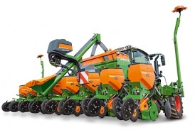 Amazone: Third generation of ED seeders launched