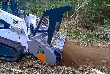 MTS: Specialist forestry equipment added to hire fleet