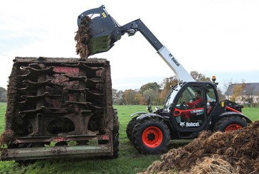 Bobcat: New telehandlers heading for the Lamma Show