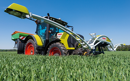 Claas and Agrovista join forces on crop sensing