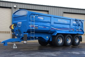 Michelin: CargoXBib Heavy Duty tyres prove perfect fit for Stewart Trailers