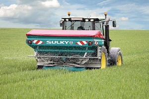 Sulky: X40+ and X50+ Econov spreaders are full of innovations