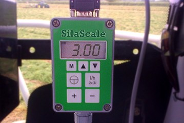 Kelvin Cave: Silage additive application adjusted in real time