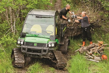 John Deere: Camso tracks approved for Gator fitment