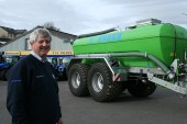 TH White extends its Bauer slurry management range