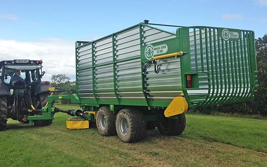 Grass Technology: Potential 5p/lit saving from zero grazing