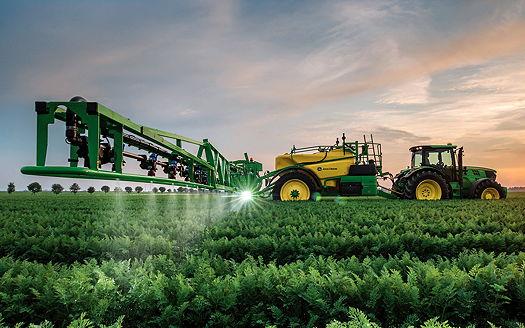 John Deere: New high-spec sprayer options