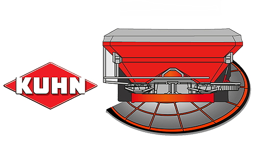 Kuhn: Fertiliser app simplifies spreader set-up